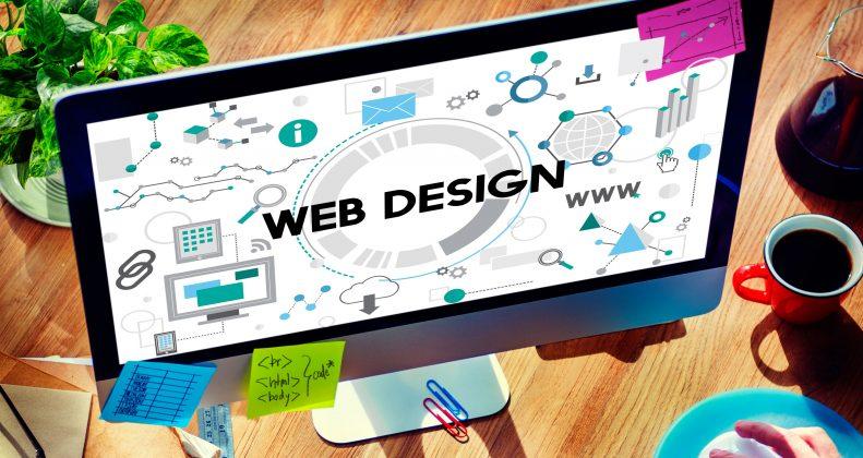 website design by over and all solutions